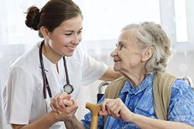 24 часа – медицински грижи за възрастни хора