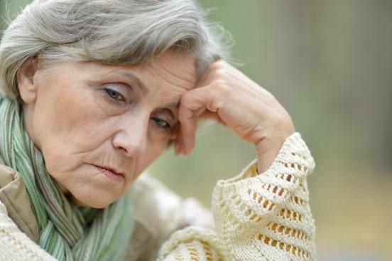 Депресията при възрастните: как да я открием във времето?