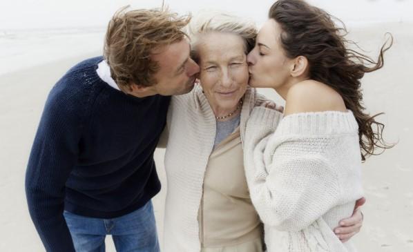 Старостта на родителите